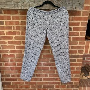 Tory Burch Tapestry Pants, 8